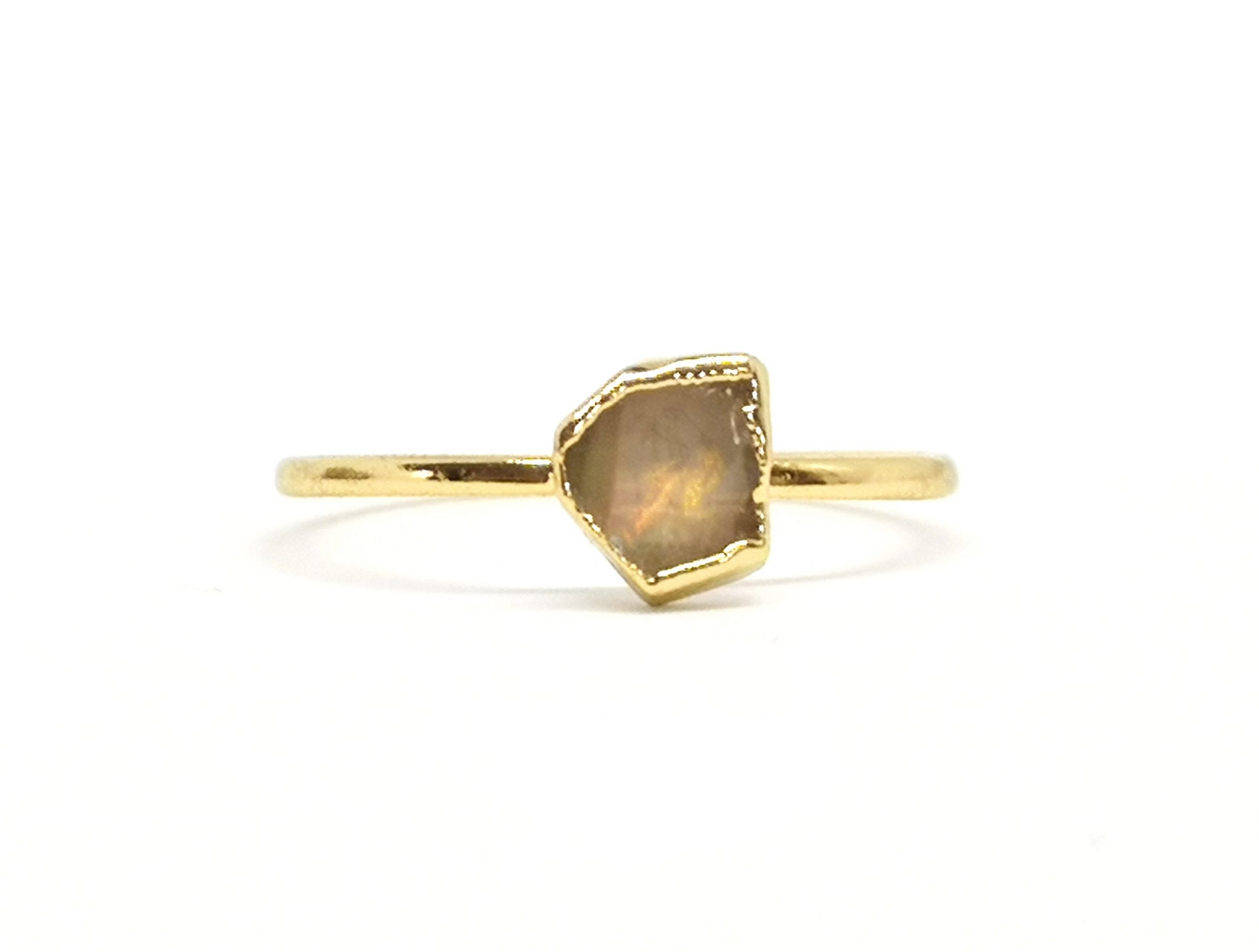 Gift Your Love, Gemstone on 925 Silvar Engagement Ring Ethiopian Opal very pretty Birthstone Ring Natural sterling silver